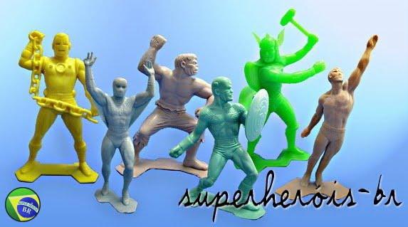 Super Herois Br 3 Atma