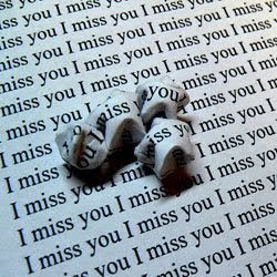 I Miss You When You Are Far Away.. I Think About You Every Night And Day..  Even We Cant Be Together,, Iu0027ll Miss You. Now And Forever
