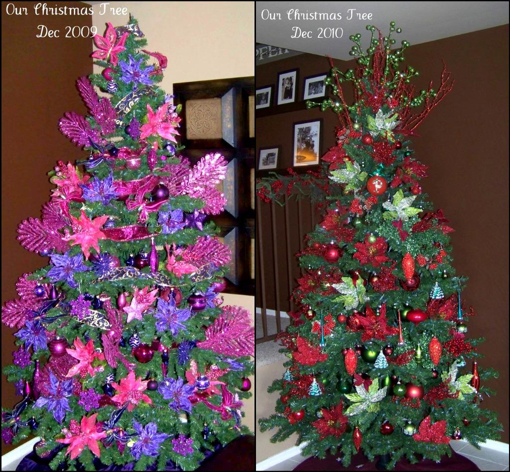 Zebra Christmas Tree Decorations