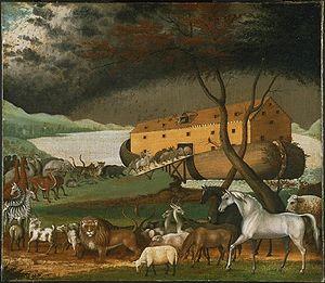 1. A Arca de Noé (Genesis 6-12)