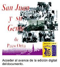 San Juan de Aznalfarache y su Gente - Paco Orta - avance edición digital