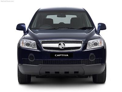 2006 Holden Captiva SX