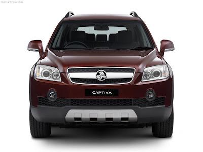 2006 Holden Captiva Cx. 2006 Holden Captiva LX