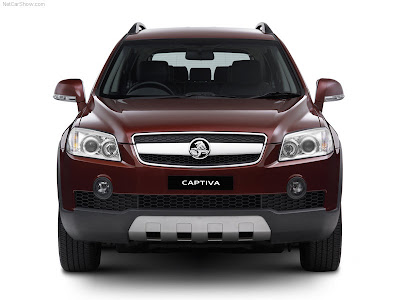 Rank Holden Car Pictures 2006 Holden Captiva Maxx Images