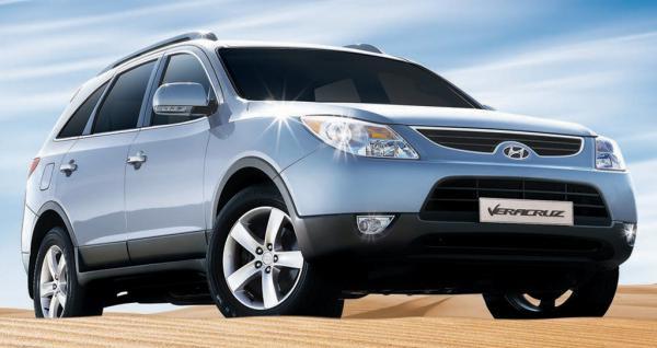 Hyundai Veracruz 2012. New Hyundai Veracruz 2012