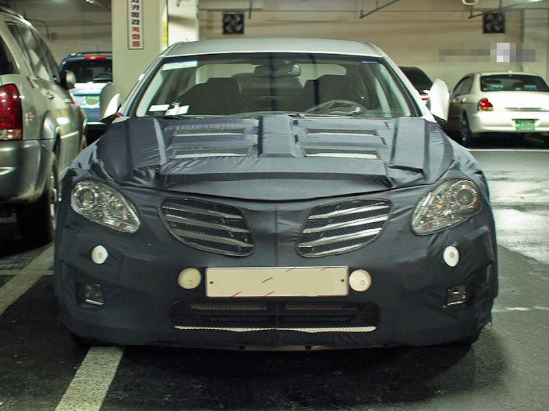 2012 - [Hyundai] Azera/Grandeur Hg-new-spy-1