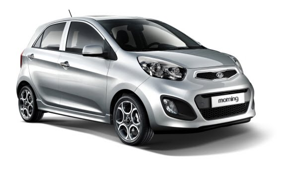 kia morning 1 2012 Kia Morning/Picanto: First Official Images