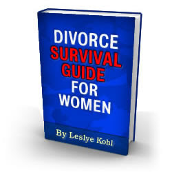 Divorce Survival Guide For Women