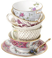 Beautiful tea cups that I found at http://http://manhattanmaven.blogspot.com