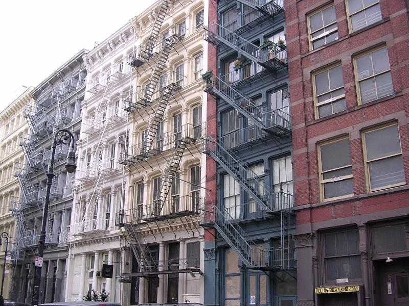Livability Indicator 16 Fire Escapes D Magazine