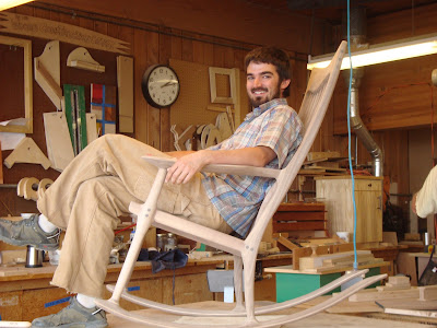 Maloof Rocking Chair Rocking Chairs