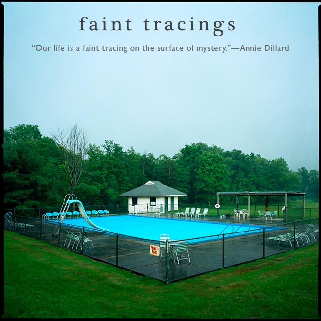 faint tracings