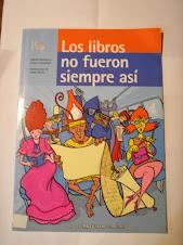Los libros no fueron siempre así