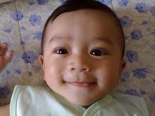 firas 8 months old