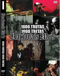 RACIONAIS  MCS   DVD