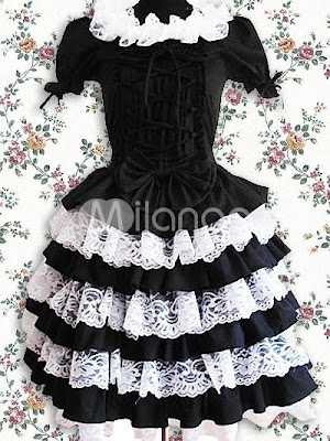 Como evitar ser una Ita.   Black-Lace-Lolita-Dress-7770-1