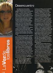 La Voz de Octubre ****    Cristina