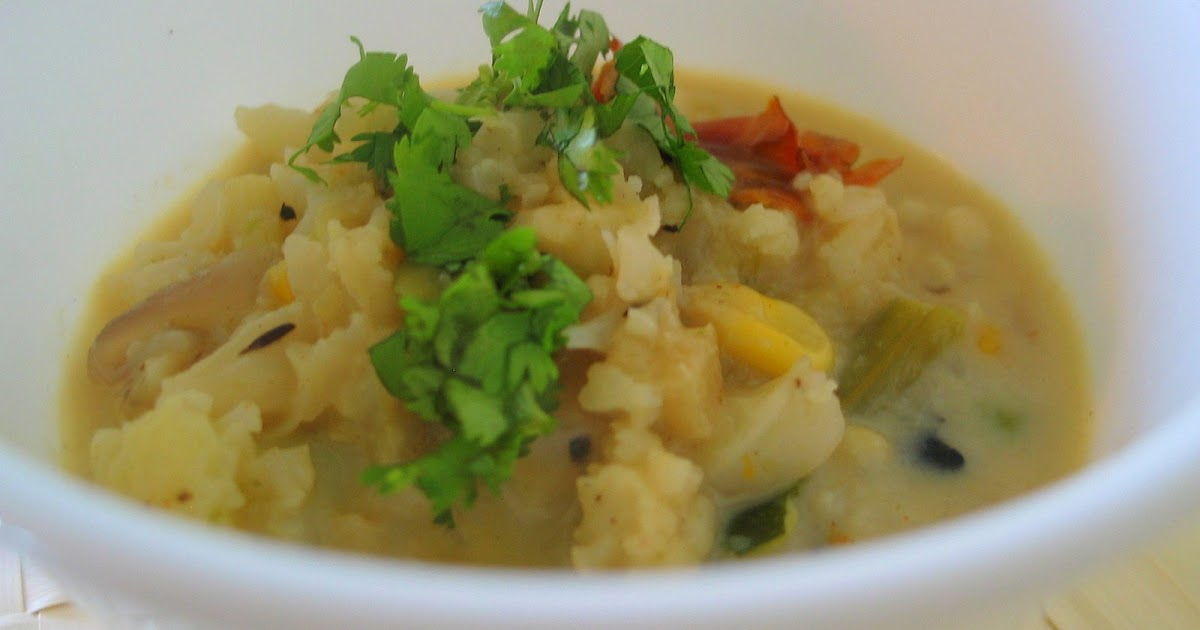 Bhaatukli: Vegetable Stew in Coconut Milk