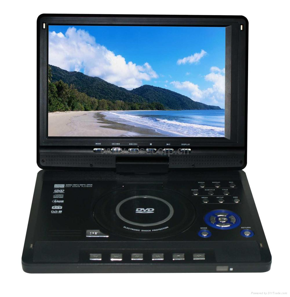 portable dvd player. Black Bedroom Furniture Sets. Home Design Ideas