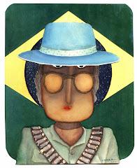 josé rafael, o guerrilheiro do chapéu flutuante