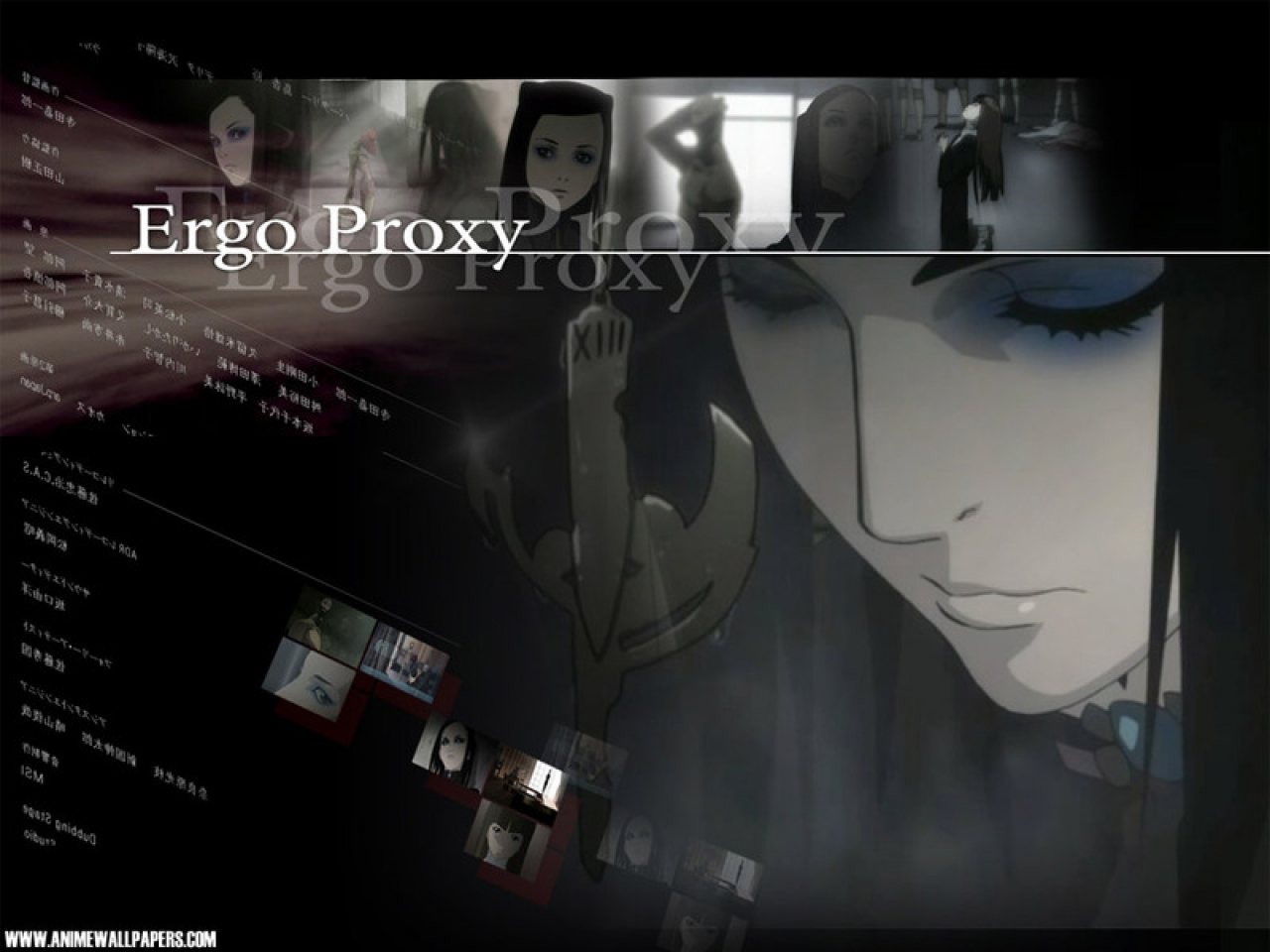 Borregon Wallpapers: Ergo Proxy Wallpapers