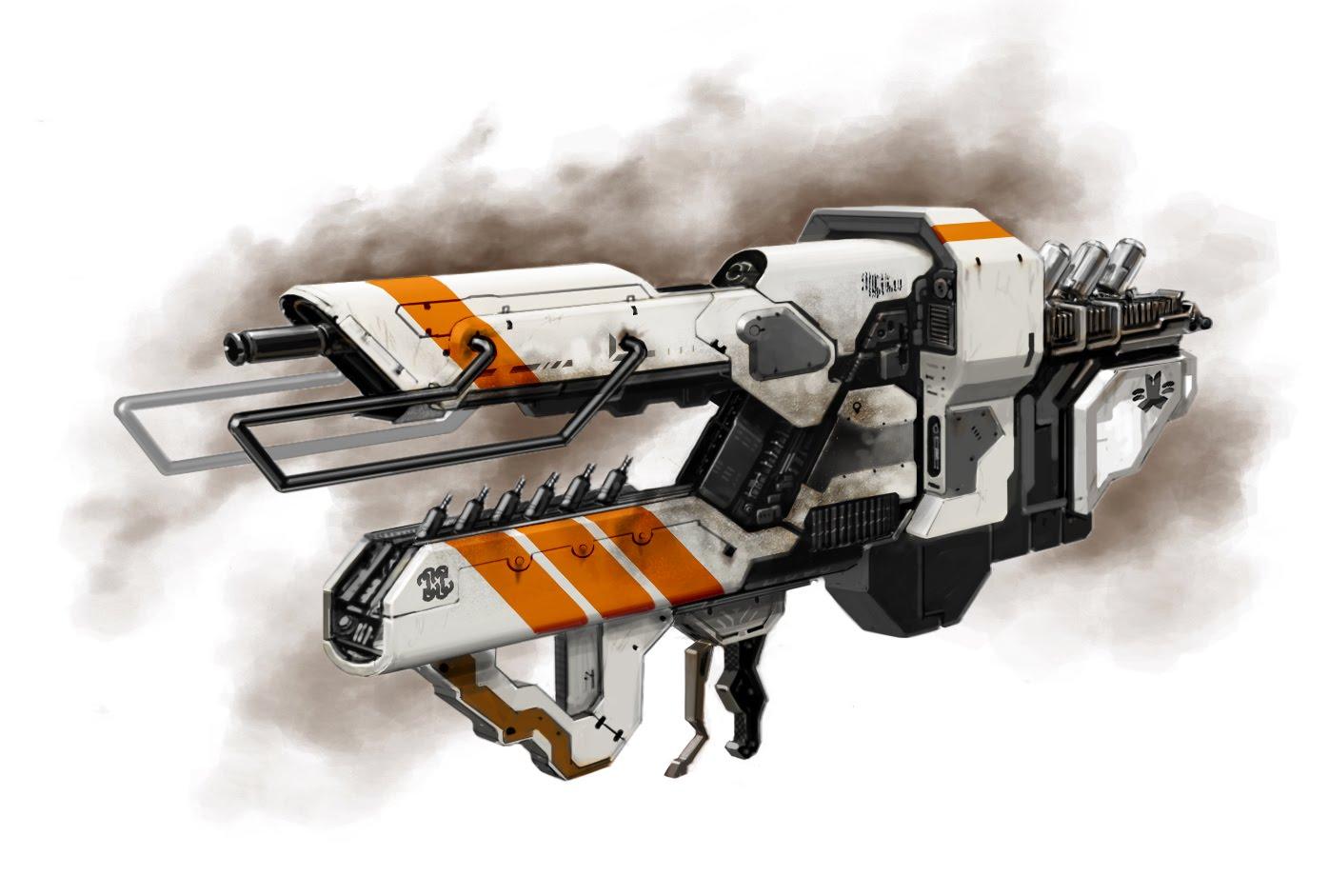 John C. Newton: District 9 Heavy weapon