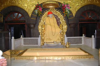 Prayers will be taken to Shirdi on March 28, 2010