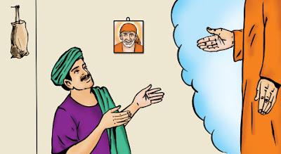 Transition of Shivappa's Devotion towards Shirdi Sai Baba