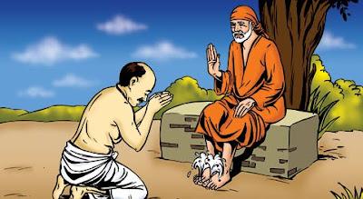 Shri Sai Nath Stavan Manjari in Telugu -Free Download