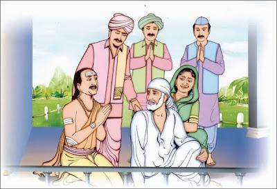 Character Sketch - Sai Baba Devotee Mhlasapti (Part - 2)