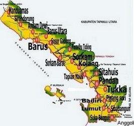 BUDAYA INDONESIA SEKARANG: Kabupaten Tapanuli Tengah