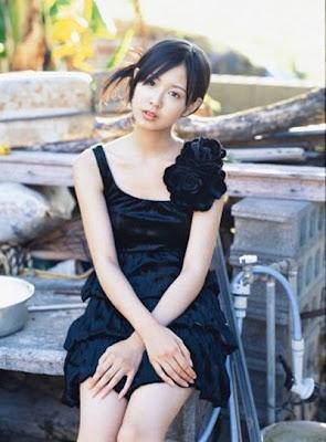 日本廣告CM美少女4.岩田さゆり