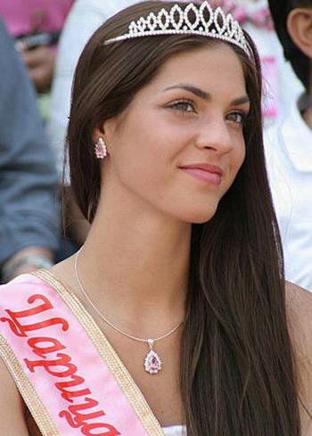 全球十大美女之城 瓦爾納市的女性