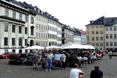 全球十大美女之城 哥本哈根