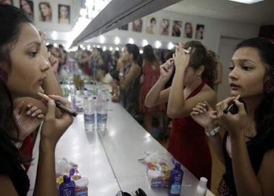 委內瑞拉 美女訓練營