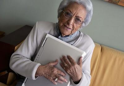 西班牙部落格奶奶