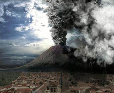 義大利超級火山 - 義大利超級火山蠢蠢欲動