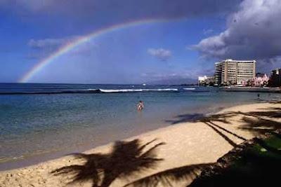 7種不能帶走的紀念品 - 1.夏威夷沙石