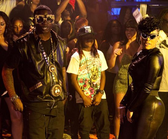 Ξ CȂLÎB£R a.k.a. ÎCΞ: Gucci Mane - 911 Emergency