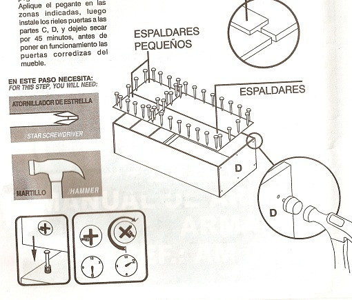 Muebles domoticos manual de usuario muebles rta for Manual de carpinteria muebles pdf