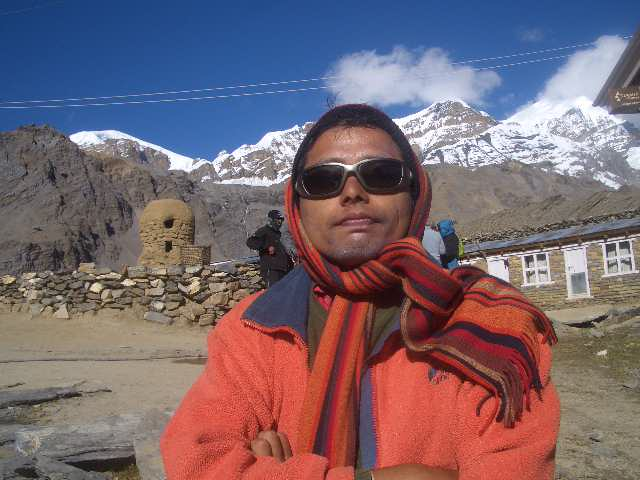 annapurna trekking photo