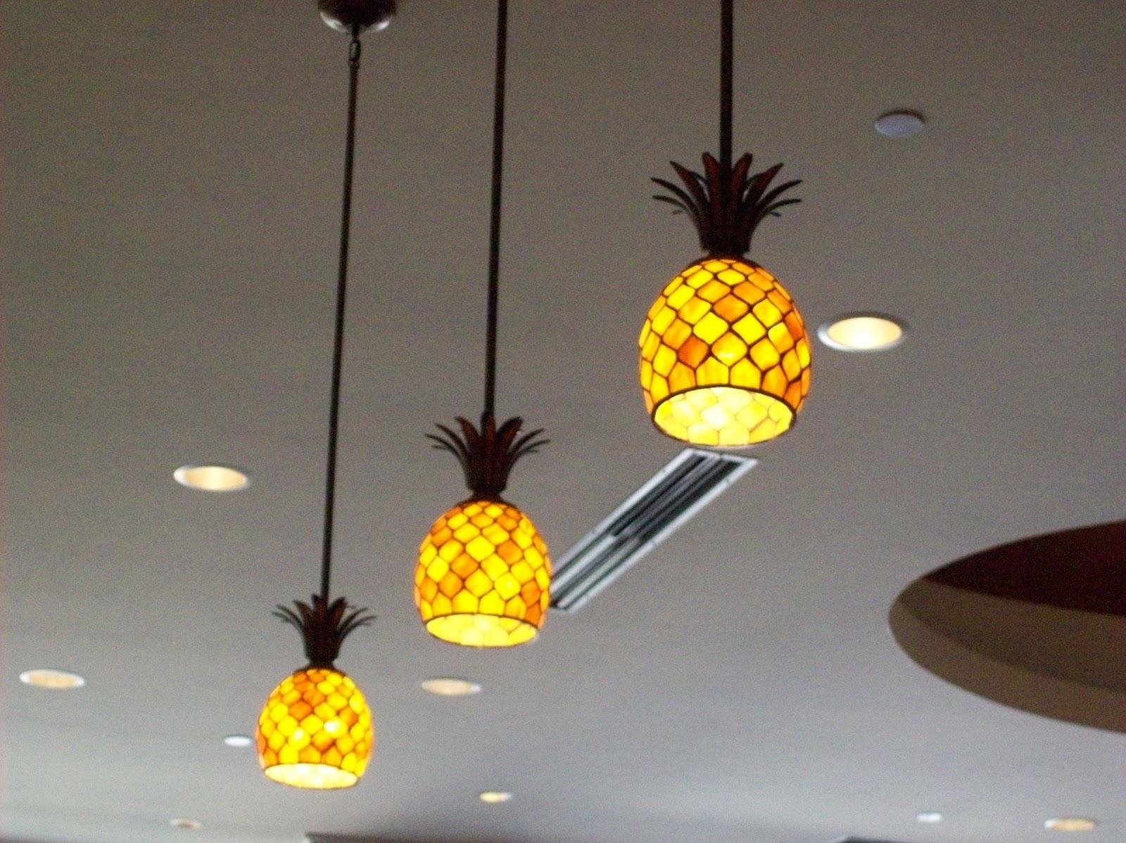 Pineapple Room Lights