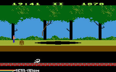 Pitfall Screenshoot