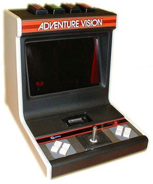 Entex Adventure Vision Photo