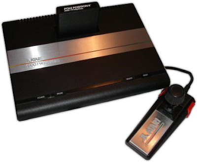 """The Atari 7800 ProSystem, or simply the Atari 7800, is a video game console"