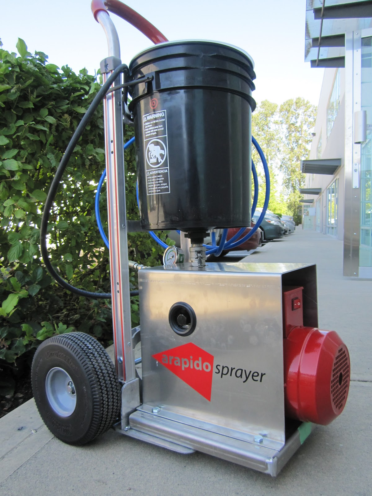Polished concrete micro topping what is an arapido sprayer for Microtopping costi