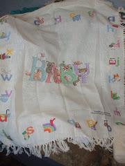 Chloe's Afghan Blanket