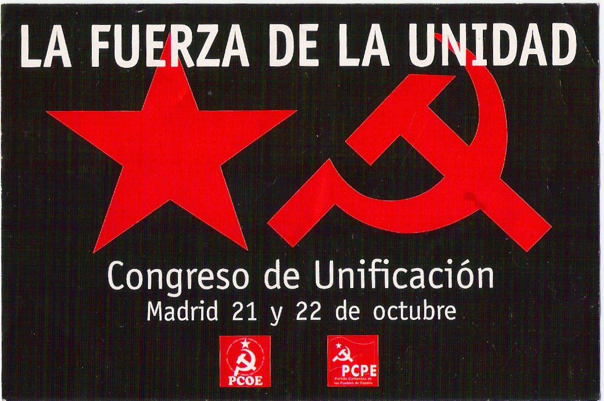 PCOE- Partido Comunista Obrero Español Unidadpcpe-pcoe