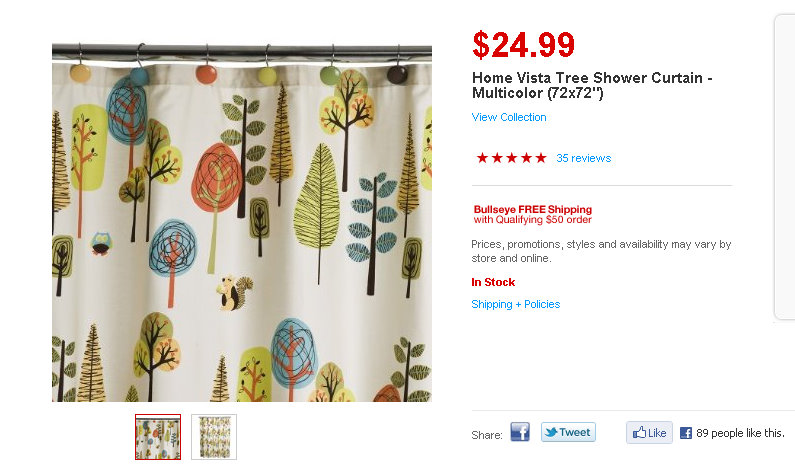 Wonderful Target Tree Shower Curtain Contemporary - Bathtub for ...