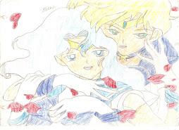 Uranus y Neptium